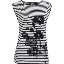 Woox Koszulka damska Funiculus Simplex biało-czarna r. 46. T-shirty damskie Woox. Za 69.33 zł.