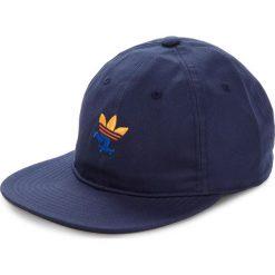 Czapka z daszkiem adidas - Push Snap Back DH2579 Conavy. Szare czapki i kapelusze męskie marki Giacomo Conti, na zimę, z tkaniny. W wyprzedaży za 129.00 zł.