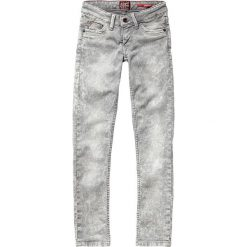 """Dżinsy """"Anoah"""" - Skinny fit - w kolorze jasnoszarym. Jeansy dla dziewczynek marki bonprix. W wyprzedaży za 99.95 zł."""