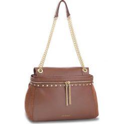 Torebka TWINSET - Cecile Media OA8TC1 Terra 00176. Brązowe torebki do ręki damskie Twinset, ze skóry. Za 1,589.00 zł.