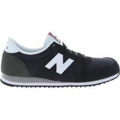 New Balance - Buty U420CBW. Czarne buty sportowe męskie New Balance, z gumy. W wyprzedaży za 229.90 zł.