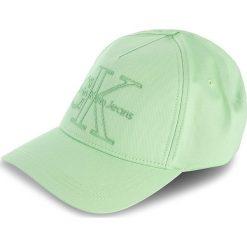 Czapka z daszkiem CALVIN KLEIN JEANS - J Re-Issue Baseball K40K400101 306. Zielone czapki i kapelusze męskie Calvin Klein Jeans. Za 149.00 zł.