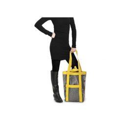 HOBO AIR torba z osłoną z wytrzymałej folii. Żółte torebki shopper damskie Boogie, z poliesteru. Za 198.00 zł.