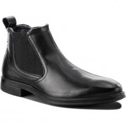 Sztyblety BUGATTI - 311-59330-1000 Black. Czarne botki męskie Bugatti, z materiału. Za 389.00 zł.