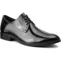 Półbuty LASOCKI FOR MEN - MI08-C380-409-01 Black. Czarne eleganckie półbuty Lasocki For Men, z materiału. Za 199.99 zł.