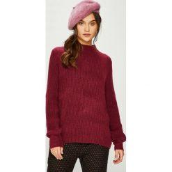 Jacqueline de Yong - Sweter 15158307. Brązowe swetry damskie Jacqueline de Yong, z dzianiny. Za 129.90 zł.