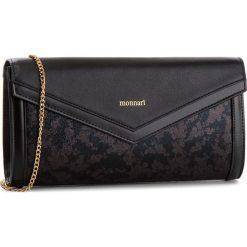 Torebka MONNARI - BAGA270-020 Black 020. Czarne torebki do ręki damskie Monnari, ze skóry ekologicznej. W wyprzedaży za 129.00 zł.