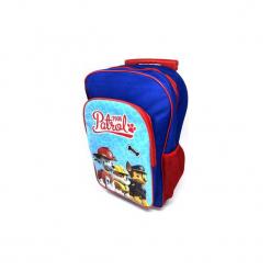 Psi Patrol Chase Marshall Walizka Plecak Szelki. Niebieskie torby i plecaki dziecięce Świat Bajek. Za 84.91 zł.