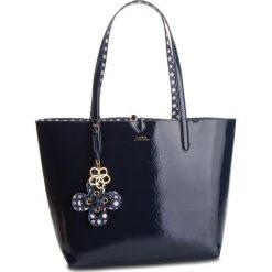 Torebka LAUREN RALPH LAUREN - Merrimack 431707727002 Navy. Niebieskie torebki do ręki damskie Lauren Ralph Lauren, ze skóry ekologicznej. Za 879.90 zł.