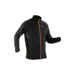 Bluza narciarska XC S 900 męska. Czarne bluzy męskie INOVIK, z elastanu. Za 379.99 zł.