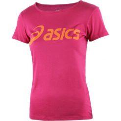 Asics Koszulka damska Logo Tee różowa r. S. T-shirty damskie Asics. Za 69.98 zł.