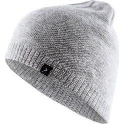 Czapka męska CAM600 - chłodny jasny szary melanż - Outhorn. Szare czapki i kapelusze męskie Outhorn. Za 19.99 zł.
