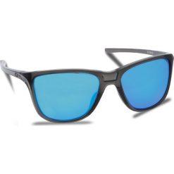 Okulary przeciwsłoneczne OAKLEY - Reverie OO9362-0655 Grey Smoke/Sapphire Iridium Polarized. Niebieskie okulary przeciwsłoneczne damskie Oakley. W wyprzedaży za 649.00 zł.