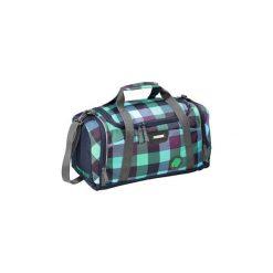 Hama Coocazoo torba sportowa Sporterporter II kolor: Green Purple District. Fioletowe torby i plecaki dziecięce HAMA, z materiału. Za 158.99 zł.