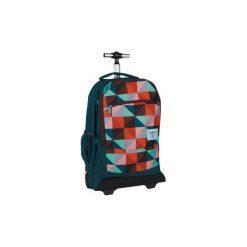 Hama Chiemsee Plecak na kółkach Magic Triangle. Szare torby i plecaki dziecięce HAMA, z materiału. Za 499.99 zł.