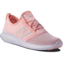 Buty NEW BALANCE - WCSTLLA4 Różowy. Czerwone obuwie sportowe damskie New Balance, z materiału. W wyprzedaży za 229.00 zł.