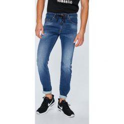 Diesel - Jeansy Thommer. Szare jeansy męskie Diesel. W wyprzedaży za 799.90 zł.