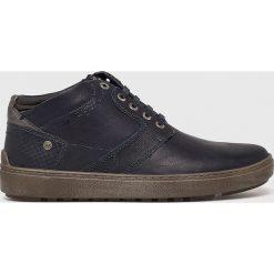 Wrangler - Buty. Czarne buty sportowe męskie Wrangler, z materiału. Za 399.90 zł.