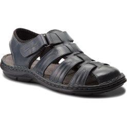Sandały LASOCKI FOR MEN - MI07-A426-A282-28 Granatowy. Niebieskie sandały męskie Lasocki For Men, z materiału. W wyprzedaży za 139.99 zł.