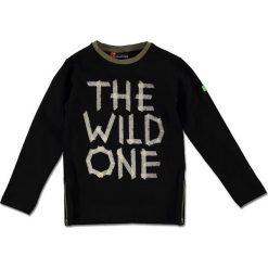 """Koszulka """"Enzo"""" w kolorze czarnym. T-shirty dla chłopców marki Reserved. W wyprzedaży za 62.95 zł."""