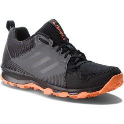 Buty adidas - Terrex Tracerocker AC7948 Cblack/Carbon/Hireor. Czarne buty sportowe męskie Adidas, z materiału. W wyprzedaży za 269.00 zł.