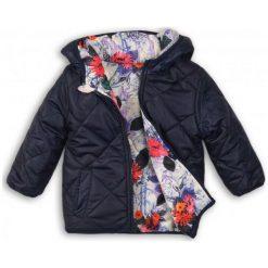 Minoti Dziewczęca Dwustronna Kurtka 122/128 Niebieski. Niebieskie kurtki i płaszcze dla dziewczynek Minoti, na zimę. Za 115.00 zł.