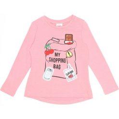 Różowa Bluzka Candy Girl. Czerwone bluzki dla dziewczynek Born2be, z bawełny. Za 19.99 zł.