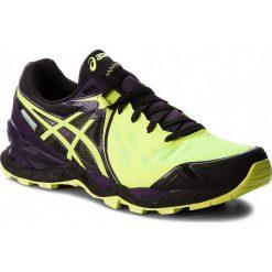 Buty ASICS - Gel-FujiEndurance PlasmaGuard T640N Safety Yellow/Infinity Purple/Black 0732. Żółte buty sportowe męskie Asics, z materiału. W wyprzedaży za 349.00 zł.