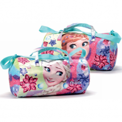 Coriex Frozen Rainbow torba sportowa D95122. Białe torby i plecaki dziecięce Coriex. Za 50.90 zł.