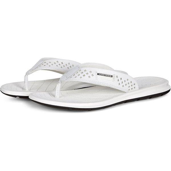 435adf08 Ecco Japonki damskie Intrinsic Toffel Thong białe r. 37 (88000301007 ...
