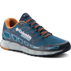 Buty COLUMBIA - Bajada III Winter BM5313  Phoenix Blue/Beta 489. Niebieskie buty sportowe męskie Columbia, z materiału. W wyprzedaży za 349.00 zł.