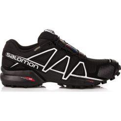 Salomon Buty męskie Speedcross 4 GTX Black/Black r. 43 1/3 (383181). Buty sportowe męskie Salomon. Za 699.00 zł.