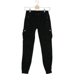 Czarne Jeansy Streamlined. Jeansy dla chłopców marki Reserved. Za 69.99 zł.