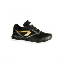 Buty do biegania KIPRUN XT7 damskie. Czarne obuwie sportowe damskie KALENJI, z gumy. Za 249.99 zł.