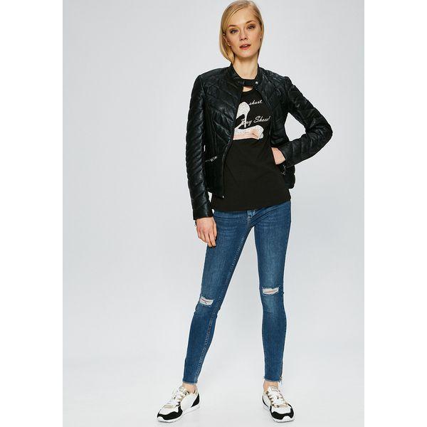 0703512ddb5dd Guess Jeans - Kurtka Felicia - Kurtki damskie marki Guess Jeans