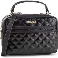 Torebka MONNARI - BAG9170-020  Black. Czarne torebki do ręki damskie Monnari, ze skóry ekologicznej. W wyprzedaży za 149.00 zł.