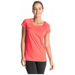 Roxy Koszulka Sportowa Risingrun Tee J Granatina S. Różowe koszulki sportowe damskie Roxy. W wyprzedaży za 99.00 zł.
