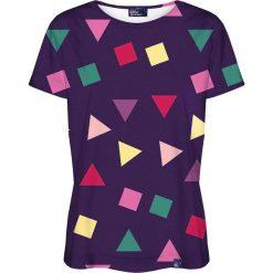 Colour Pleasure Koszulka damska CP-030 115 fioletowa r. M/L. T-shirty damskie Colour Pleasure. Za 70.35 zł.