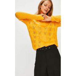 Noisy May - Sweter. Szare swetry damskie Noisy may, z dzianiny. W wyprzedaży za 89.90 zł.