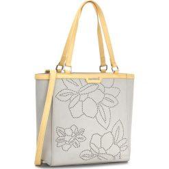 Torebka MONNARI - BAG1170-019 Grey. Szare torebki do ręki damskie Monnari, ze skóry ekologicznej. W wyprzedaży za 139.00 zł.