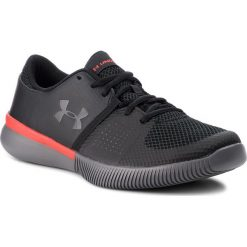 Buty UNDER ARMOUR - Ua Zone 3 Nm 3020753-001 Blk. Czarne buty sportowe męskie Under Armour, z materiału. W wyprzedaży za 189.00 zł.