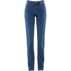 """Dżinsy """"authentic-stretch"""" CLASSIC bonprix niebieski. Niebieskie jeansy damskie bonprix. Za 74.99 zł."""