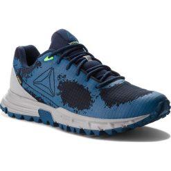Buty Reebok - Sawcut GTX 6.0 GORE-TEX CN2396 Navy/Blue/Green/Grey. Niebieskie buty sportowe męskie Reebok, z gore-texu. W wyprzedaży za 289.00 zł.