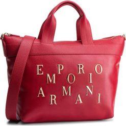 Torebka EMPORIO ARMANI - Y3D106 YH59A 80133  Ruby Red. Czerwone torby na ramię damskie Emporio Armani. Za 1,239.00 zł.