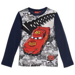 Koszulka w kolorze granatowym. T-shirty dla chłopców marki Reserved. W wyprzedaży za 25.95 zł.