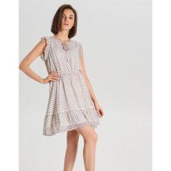 898a721bf0 Sukienki letnie w kwiaty długie - Sukienki damskie - Kolekcja wiosna ...