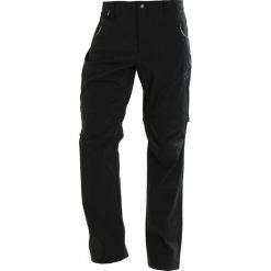ODLO PANTS ZIPOFF WEDGEMOUNT 2IN1  Spodnie materiałowe black. Spodnie sportowe męskie Odlo, z elastanu, sportowe. Za 419.00 zł.
