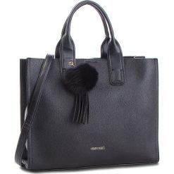 Torebka MONNARI - BAG6150-020 Black. Czarne torebki do ręki damskie Monnari, ze skóry ekologicznej. W wyprzedaży za 199.00 zł.