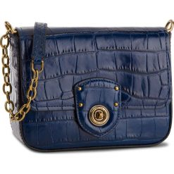 Torebka LAUREN RALPH LAUREN - Millbrook 431687860002 Navy. Niebieskie torebki do ręki damskie Lauren Ralph Lauren, ze skóry. W wyprzedaży za 759.00 zł.