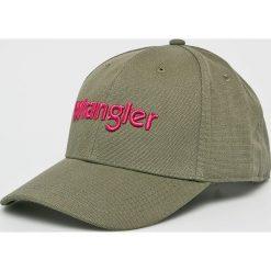 Wrangler - Czapka. Szare czapki i kapelusze męskie Wrangler. Za 129.90 zł.